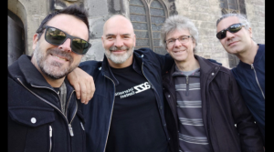 Filip Verneert Enrique Simon Quartet